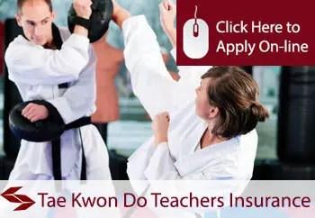 tae kwon do teachers public liability insurance