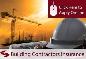 building contractors public liability insurance