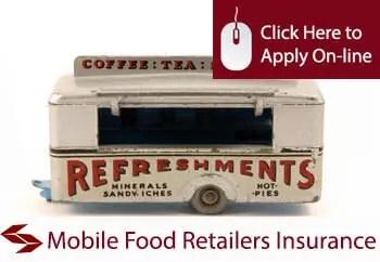 mobile food retailers public liability insurance