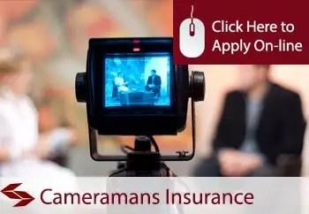 cameramans public liability insurance
