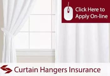 curtain hangers liability insurance