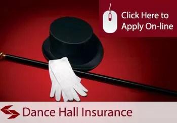 dance halls public liability insurance