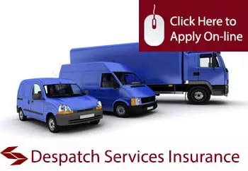 despatch services public liability insurance