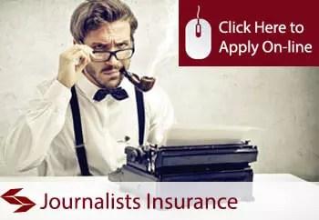 journalists public liability insurance