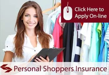 personal shopping services public liability insurance