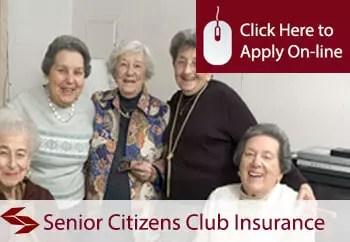 senior citizens clubs public liability insurance