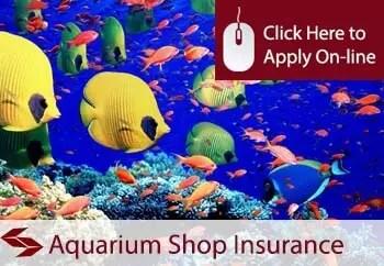 Aquarium Supplier Shop Insurance in Ireland