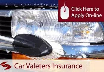 car valeters public liability insurance
