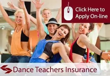 dance teachers liability insurance