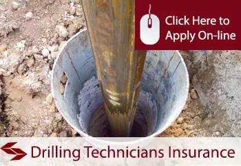 drilling technicians liability insurance