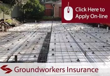 Groundworkers Public Liability Insurance in Ireland