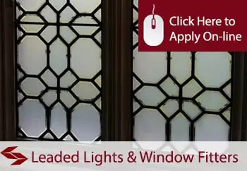 leaded lights and windows fitters public liability insurance