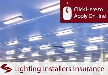lighting installers public liability insurance