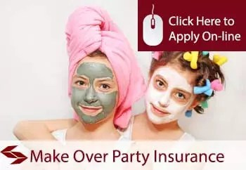 make over party organisers public liability insurance