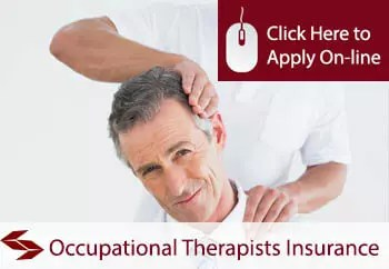occupational therapists public liability insurance