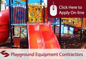 playground equipment contractors public liability insurance