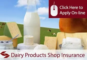 dairy products shop insurance in Ireland