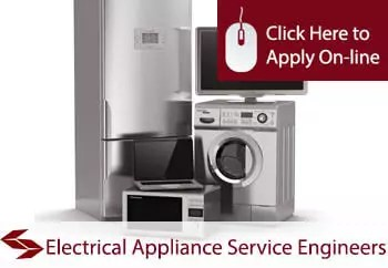 electrical appliance servicing engineers liability insurance