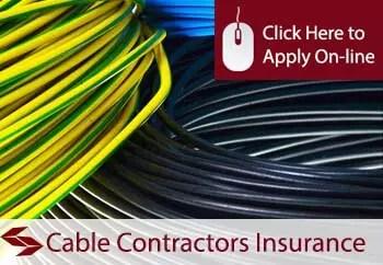 cable contractors public liability insurance