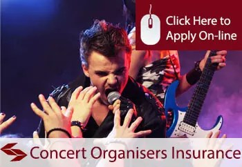 concert organisers public liability insurance