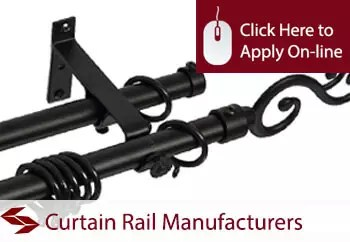 curtain rail manufacturers public liability insurance