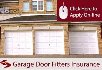 garage door fitters liability insurance