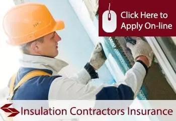 insulation contractors public liability insurance