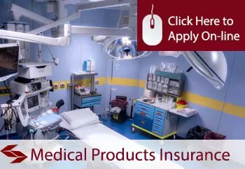 medical products suppliers liability insurance