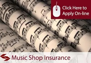 music shop insurance in Ireland