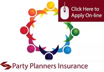 party planners liability insurance