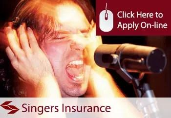 singers liability insurance