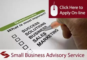 small business advisory services liability insurance