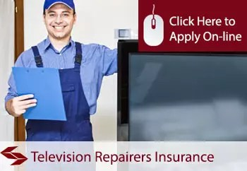 television repairers liability insurance
