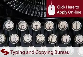 typing and copying bureau public liability insurance
