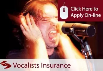 vocalists liability insurance