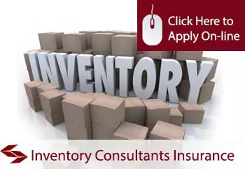 inventory consultants liability insurance