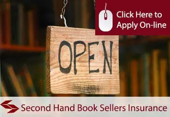 second hand book sellers public liability insurance