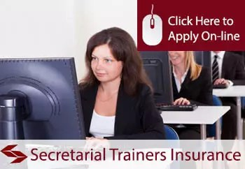 secretarial trainers liability insurance