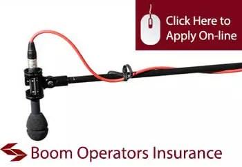 boom operators public liability insurance