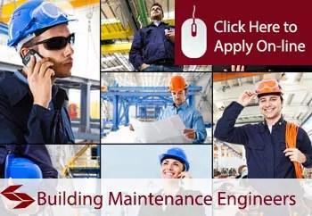 building maintenance engineers public liability insurance