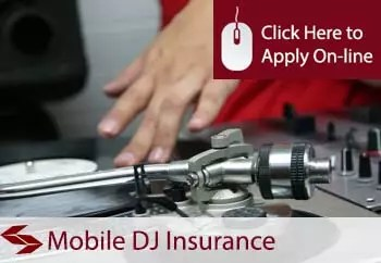mobile DJs public liability insurance