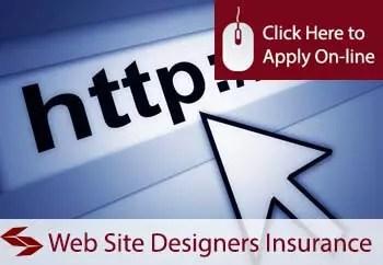 web site designers public liability insurance