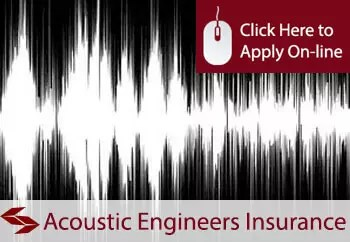 acoustic engineers public liability insurance