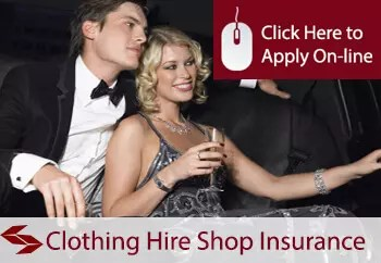 clothing hire shop insurance in Ireland