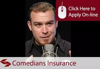 comedians liability insurance