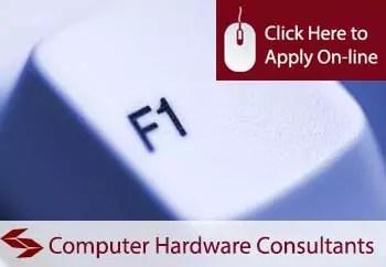 computer hardware consultants public liability insurance