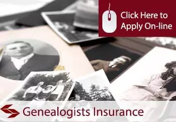 genealogists public liability insurance