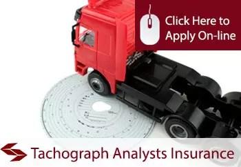 tachograph analysts public liability insurance