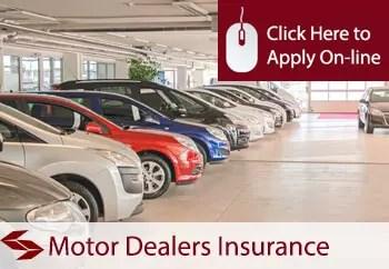 motor vehicle dealers public liability insurance