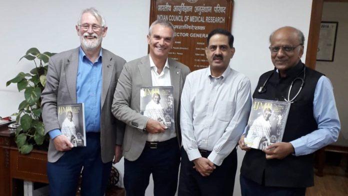 India: Riccardo Polosa sollecita il governo a riconsiderare il divieto sulle elettroniche